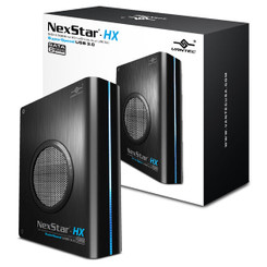 Vantec NST-386S3-BK (black) NexStar HX SATA HDD to USB3.0 External Enclosure