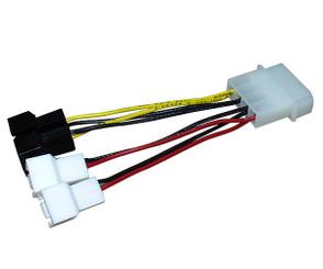 Zalman ZM-MC1 Power Multi-connector (5V & 12V)