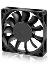 EverCool EC7015HH12BA Dual Ballbearing Hi Speed Fan, 3Pin