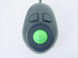 Off-Table Track Finger Mouse B4D-U USB