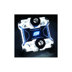 Swiftech Apogee-XLC (Clear Polycarbonate Body) Intel/AMD CPU Water Block