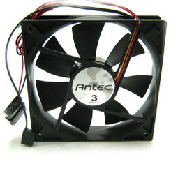 Antec AT-12/SC TriCool 120mm x 25mm 3 Speed Case Fan