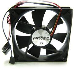 Antec AT-12/SC TriCool 120mm x 25mm 3 Speed Case Fan