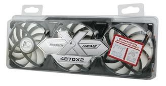Arctic Cooling Accelero Xtreme 4870X2  VGA Cooler