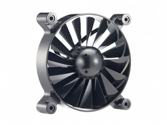 Cooler Master R4-TMBB-18FK-R0 120mm Turbine Master MACH1.8 Barometric Ball Bearing Fan