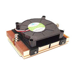 Dynatron A76G  AMD Socket F 1207/754/939/940 Actiive 1U CPU Cooler