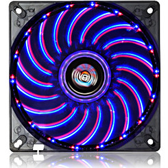 Enermax UCTVD14A T.B. VEGAS DUO Blue/Red Combo LED 11 Switchable Modes 140mm Fan