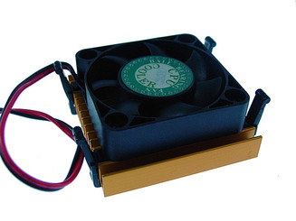 EverCool BB-486 Intel 486 CPU Cooler
