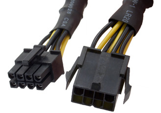 Kingwin PCI-02 EPS 12V 8-pin power extension cable