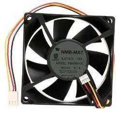 NMB-MAT Panaflo 80x25mm Low Output Fan ( FBA08A12L1BX )