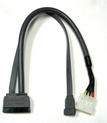 18inch SATA II data and Power combo Cable (OK105K)