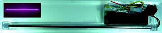 12inch Cold Cathode Flourescent Lamp UV w/ Sound Activation