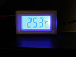 Scythe TM02-WH KAMA THERMO Thermometer (Celcius)