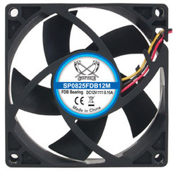 Scythe SP0825FDB12M Kama Flow2 (2200RPM) 80x25mm Fan