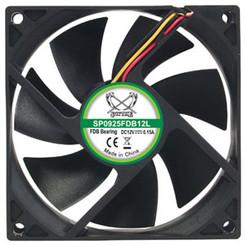 Scythe SP0925FDB12L Kama Flow2 (1200RPM) 92x25mm Fan