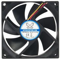 Scythe SP0925FDB12M Kama Flow2 (1700RPM) 92x25mm Fan