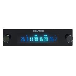 Scythe KM01-BK-3.5 KAZE MASTER 3.5inch Multi Channel Bay Fan Controller