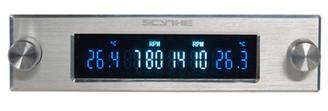 Scythe KM02-SL-3.5 Kaze Master Ace 3.5inch Bay Fan Controller