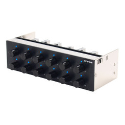 Scythe KQ02-BK (Black) Kaze Q-12 12Channel Fan Controller