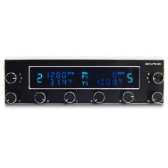 Scythe KM04-BK (Black) Kaze Master Pro Ace 6CH (12W/CH) Fan Controller