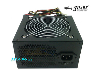 Shark ATX-650-N12S 650W ATX 12V Black Power Supply