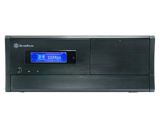 Silverstone GD01B-MXR-USB3.0 Grandia Series HTPC Case