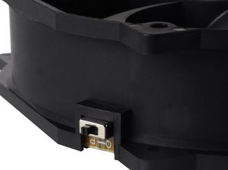 Silverstone SST-FHP141 140x140x38mm Dual Ball Bearing Dual Mode Fan