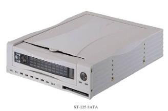 SNT 125SATA (Beige) Plastic SATA Mobile Rack