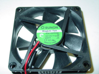 Sunon KDE1207PHB1 70x15mm MAGLev Fan, 4pin