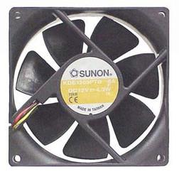 Sunon KDE1209PTBX-6A 92x25mm High Speed Ballbearing Fan