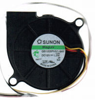 SUNON GB1205PHV1-8AY 50x15mm Blower Fan, 3Pin