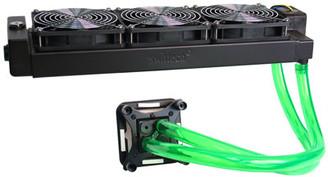 Swiftech H2O-320-Edge-HD-BK Triple 120mm H2O-X20 Edge HD Water Cooling Kit
