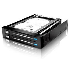 Thermaltake ST0002Z Max4 Dual 2.5inch SATA HDD Mobile Rack