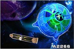 Thermaltake Starforce Fan UV Blue A2266