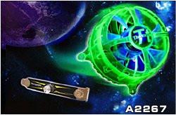 Thermaltake Starforce Fan UV Green A2267