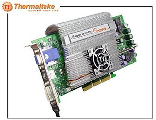 Thermaltake GIANT II Highest Performance Cooler (A1655)