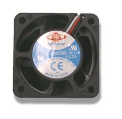 Top Motor DF124020PM 40x20mm Ball Bearing Fan, 3pin