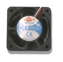 Top Motor DF124020PH 40x20mm Ball Bearing Fan, 3pin