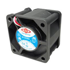Top Motor DF124028BU-3G 40x40x28mm Dual Ball bearing Fan, 3Pin