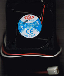 Top Motor DF126020BM (DF1206BB) 60x20mm Ball Bearing Fan, 3pin