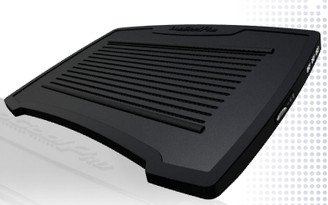 Vantec LPC-P100 17inch Widescreen Aluminum Notebook Cooler