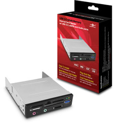 Vantec UGT-CR961 USB 3.0 Multi-Memory Internal Card Reader