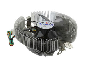 Zalman CNPS7000V-AL(PWM) CPU Cooler for Intel LGA 1155/1150/1156/775 & AMD Socket AM3+/AM3/AM2+/AM2