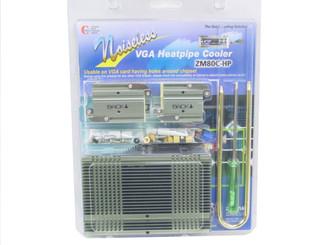 Zalman ZM80C-HP Noiseless VGA Heatpipe Cooler