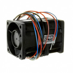Delta GFB0412EHS-F00 40x50x38mm Fan w/ 6 Bare Wires