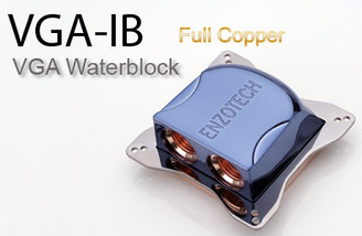 Enzotech VGA-IB Full Copper VGA Water Block