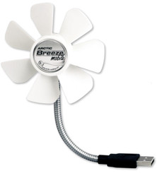 Arctic Cooling AC-BZM Arctic Breeze Mobile USB Fan
