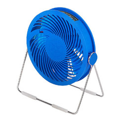 Silverstone AP121A-USB (Blue) USB Air Channeling Grille Desktop Fan