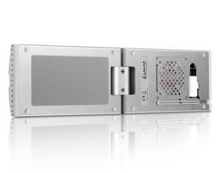 Luxa2 LCLN0002 M2 Silver Notebook Cooler