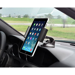 Luxa2 HO-TBL-PCTCBK-00 (Black) Tablet Clip Universal Car/Desk Mount Holder